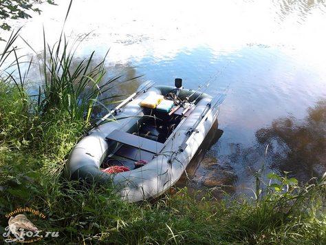 новая лодка велес