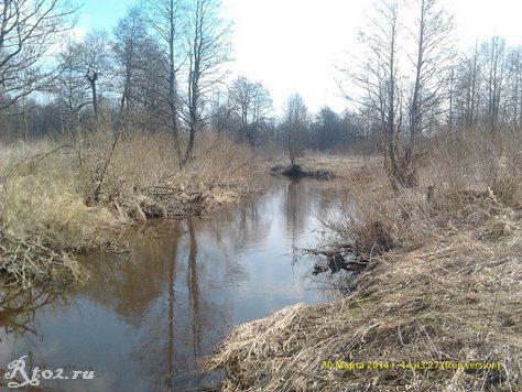 Река каменка 1