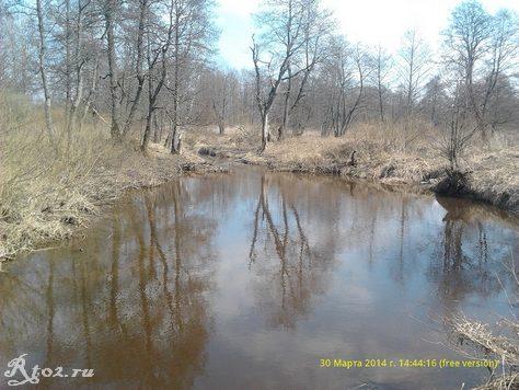 Река каменка 2