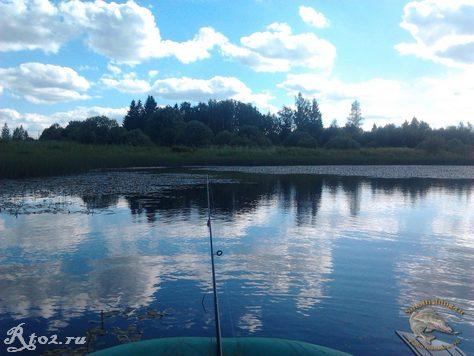 Озеро 3