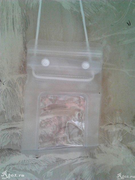 водонепроницаемый чехол для телефона 1