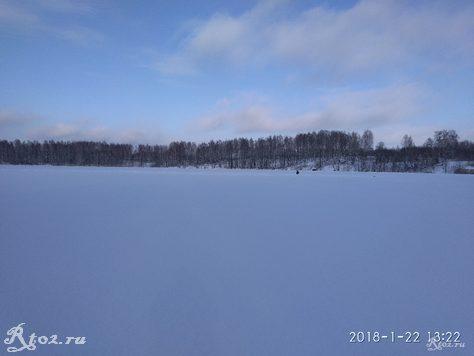 Водохранилище Десногорское