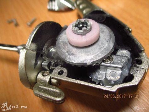 Внутренности катушки Qunhai SG3000