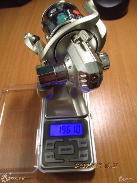 Вес катушки Qunhai SG3000