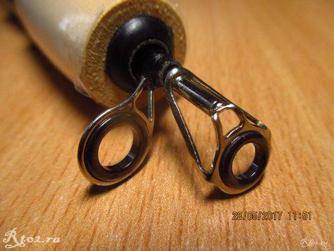 Кольца удильника с алиэкспресс