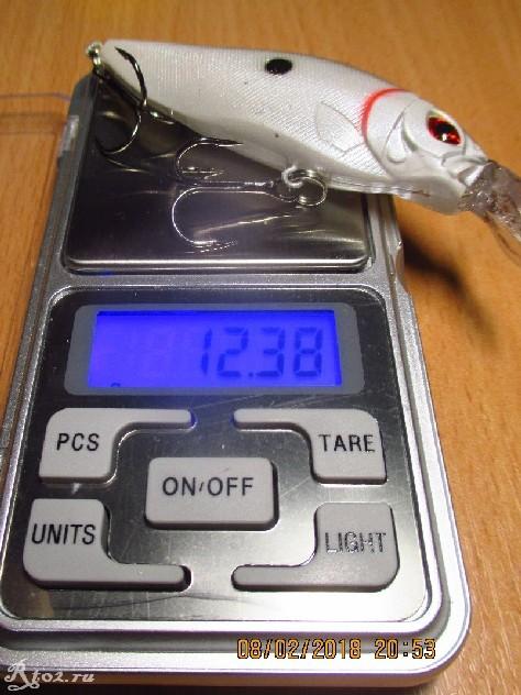 Вес воблера C735