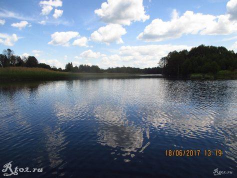 Озеро 4