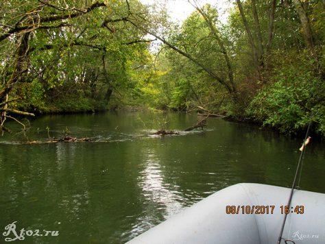 Небольшая река в смоленской области