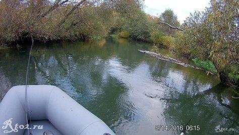 плыву по реке