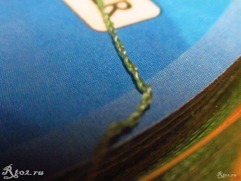 закрученная плетня 2