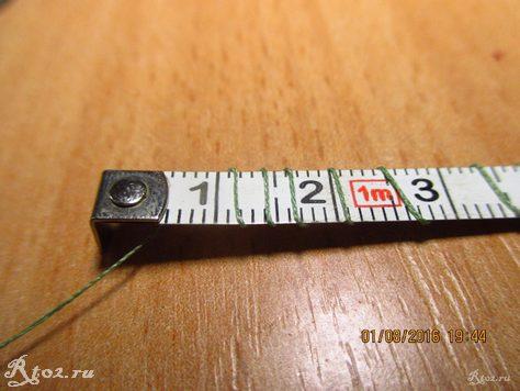 плетня на рулетке