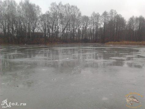 Первый тонкий лед