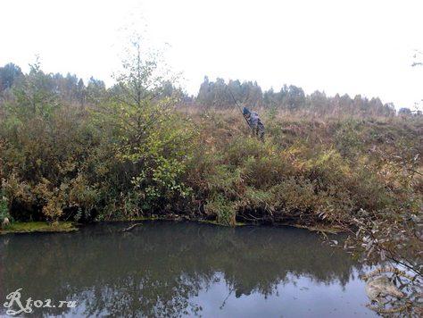 ловим на реке