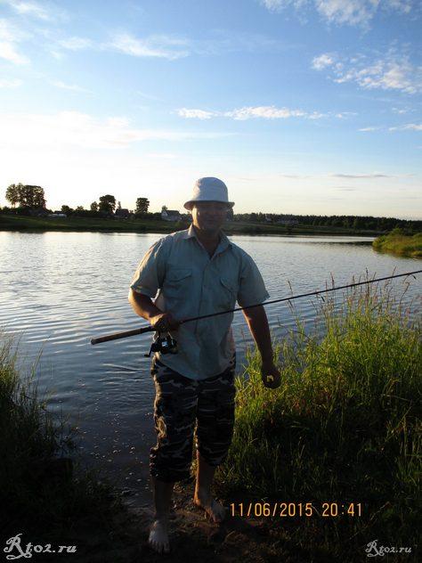 я на озере 3