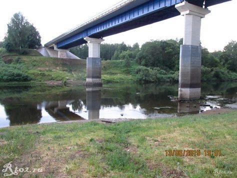 гусинский мост 436