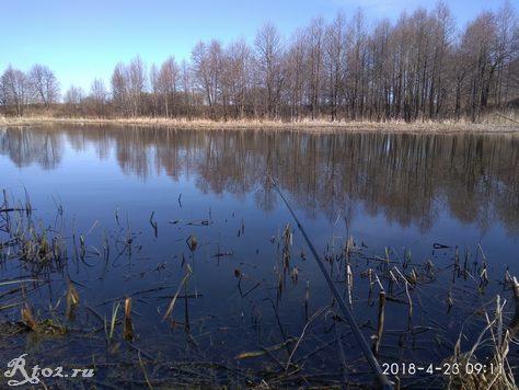озеро в Лучесе