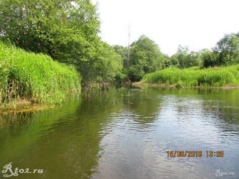 река 34