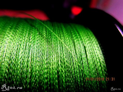 плетенка SeaKnight Blade 500 м 10