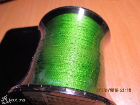 плетенка SeaKnight Blade 500 м 6