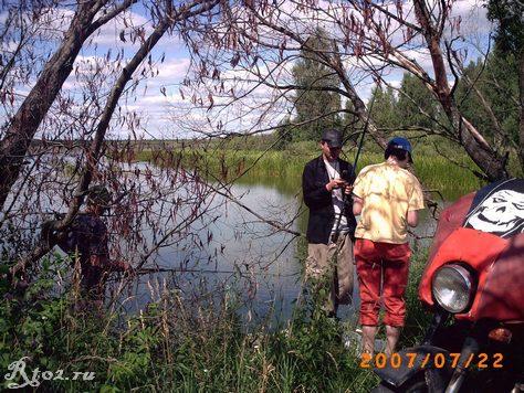 озеро много лет назад 1