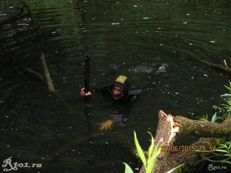 подводный охотник 2