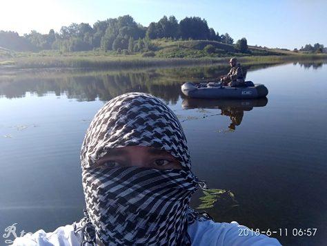 Шемаг защита от солнца на рыбалке