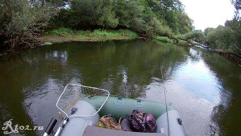 завальчик на реке 3453