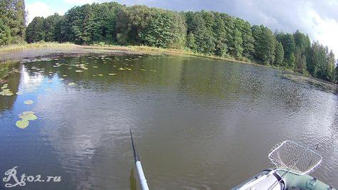 озеро 992