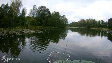 местное озеро 324