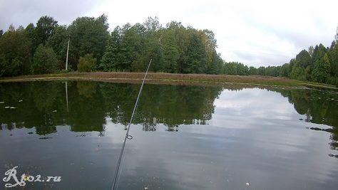 озеро 321