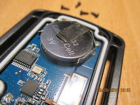 Пульт экшен камеры EKEN H9R 6