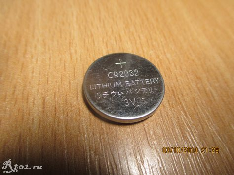Батарейки Lan En CR2032 c Алиэкспресс 1