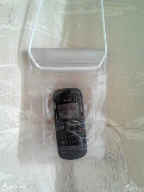 водонепроницаемый чехол для телефона 2
