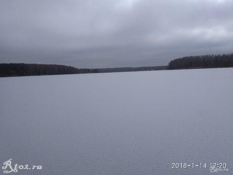 Десногорское водохранилище, Подмостки
