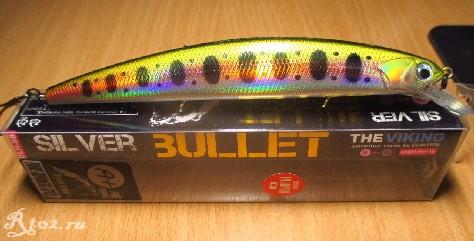 Воблер на упаковке, Bullet