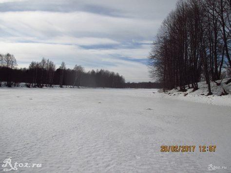 река Стряна