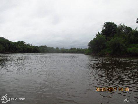 Река Днепр 3
