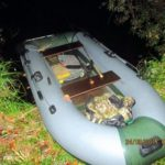 Ловля хищника спиннингом на Десногорском водохранилище в сентябре 2017