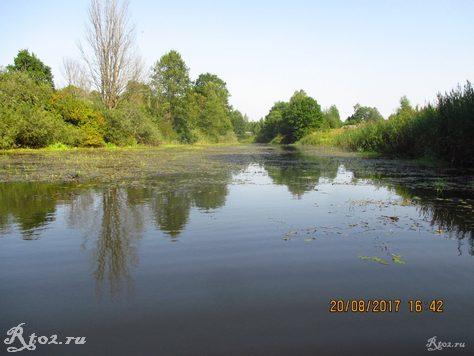 Малая река Стомять