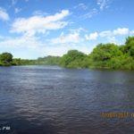 Ловля хищника спиннингом на реке Днепр сплавом