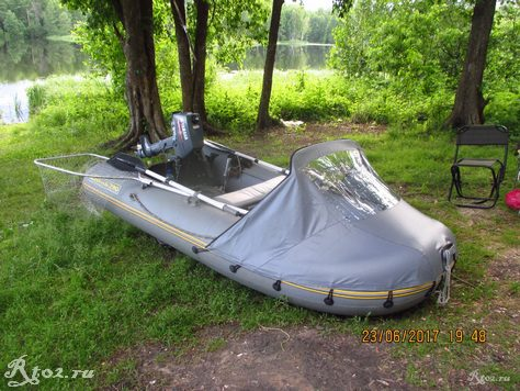 лодка Гены