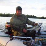 Открытие летнего сезона после нерестового запрета 2017 на Десногорском водохранилище