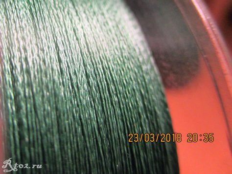 Зеленая плетенка из китая
