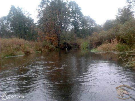 ямка на реке