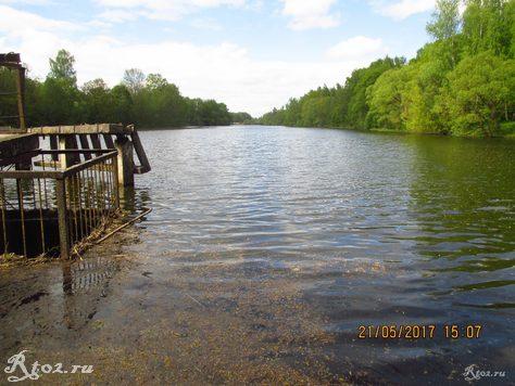 Озеро Лучеса