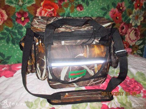 Китайская рыболовная сумка