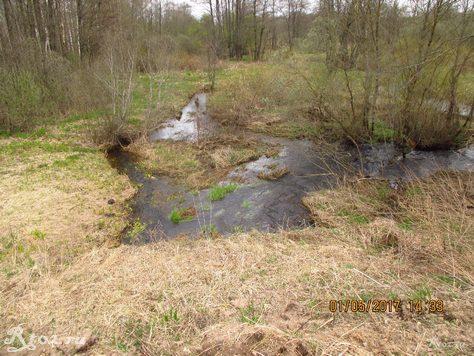 трубница на речке огородня