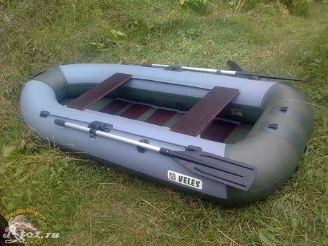 новая лодка велес 255