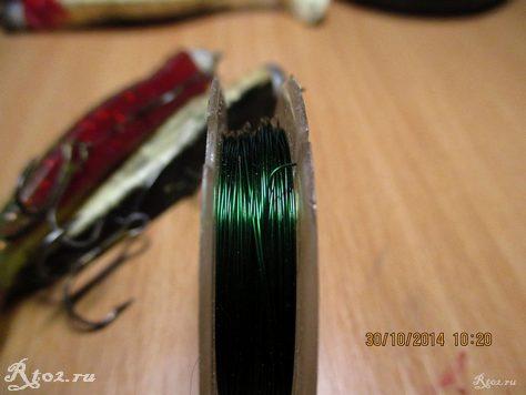 проволока для плетения бисером 2
