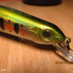 Копия воблера Zipbaits Orbit 110 SP от BearKing с Aliexpress